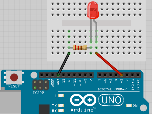 led_pwm.fzz_-_Fritzing_-__Breadboard_View_